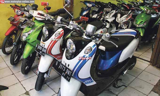 Olx Motor Bekas Bekasi | Automotivegarage.org